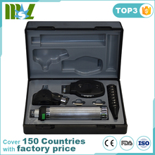 Wholesale High quality diagnostic ophthalmoscope and otoscope set mini fiber optic otoscope prices
