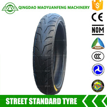 Sport motorcycle tire 100/80-17 with best price quality guarantee