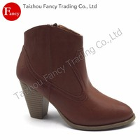 Unique Design Best Quality New Arrival 2016 Fashion Ladies Winter Boots