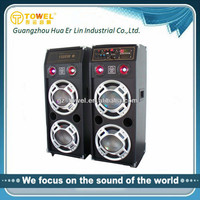 2.0 professional active stage speaker