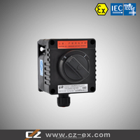 IECEx&ATEX Certified Plastic Explosion Proof illumination switches