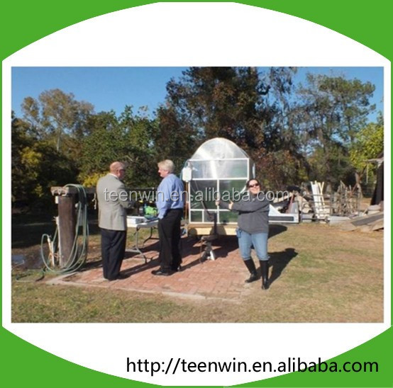 mini biogas digester 6m3 for home to cook