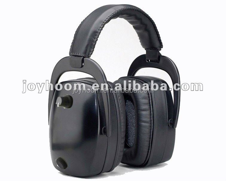 Electronic Earmuff for Shooting and Hunting ear protector
