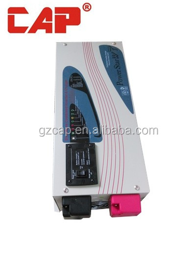 factrory price for 4000watts low freqncy inverter , power star w7 inverter 24volts dc