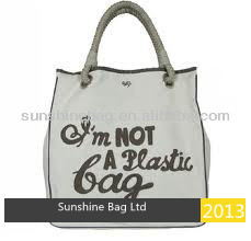2013 hot selling Shopping bag with printing