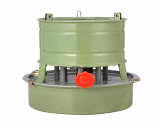 Multi-purpose outdoor household kerosene stove enamel windproof camping picnic kerosene stove