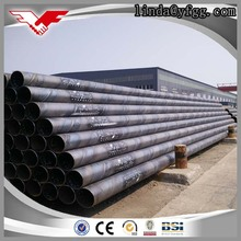 large diameter spiral welded carbon steel pipe pile on sale