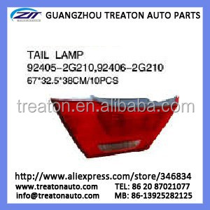 TAIL LAMP FOR OPTIMA 2009 92405-2G210 92406-2G210