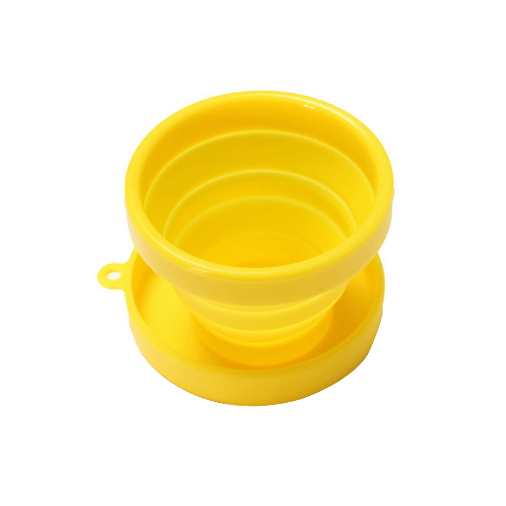 Collapsible Silicone <strong>Cup</strong> Foldable Sterilizing <strong>Cup</strong> for Menstrual <strong>Cup</strong>
