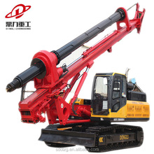 rotary pile drill rig high quality DS-30 for sale