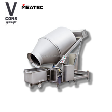 industrial equipment machines vacuum meat tumbler machine