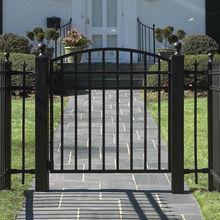 barato solo hermoso y moderno puertas de jardn