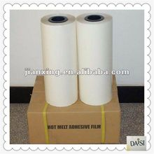 hot melt adhesive glue backing film for embroidery patch for Pakistan&Egypt market dongguan city hotsale