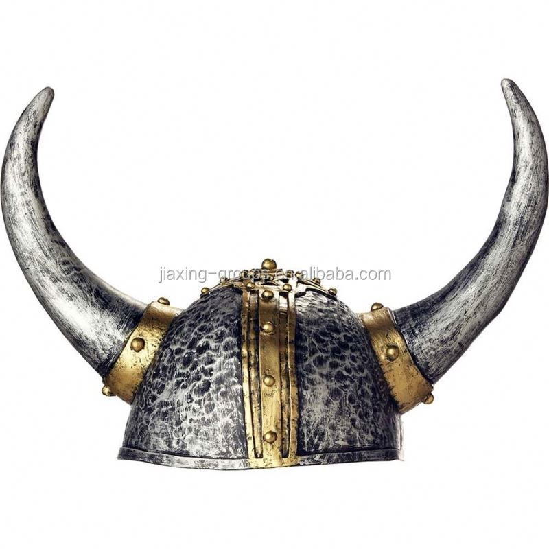 New style single cheap viking helmet