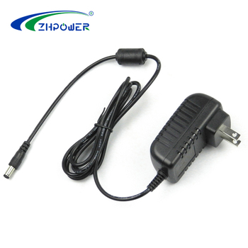 ZF120A-1401000 14W 14V 1A power adapter class 2 transformer 14V 1A AC adaptor UL CE FCC RoHS TUV approved
