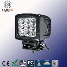 12v car accessory 90w led work light, auto parts car accessory with IP67