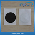 13.56MHz MF1 S50 1K hf rfid metal tag for industry management