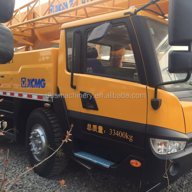 XCMG QY30K5-I 30Ton Truck Crane Chinese Construction Hydraulic  Crane
