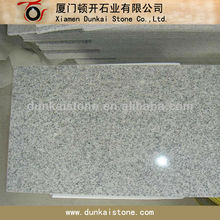 G603 polished silver white grey granite