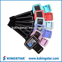 Mobilephone accessory Sports running weighted armband for cell phone