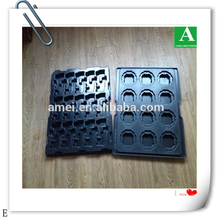 OEM thick sheet plastic formed PS machine trays