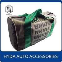 Wholesale Factory Direct JDM BRIDE & Safety Harness Racing Duffle Bag