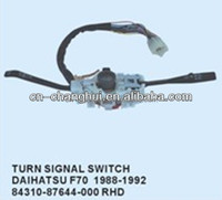 Alibaba China auto turn signal switch 84310-87644-000 for Daihatsu F70 1988-1992