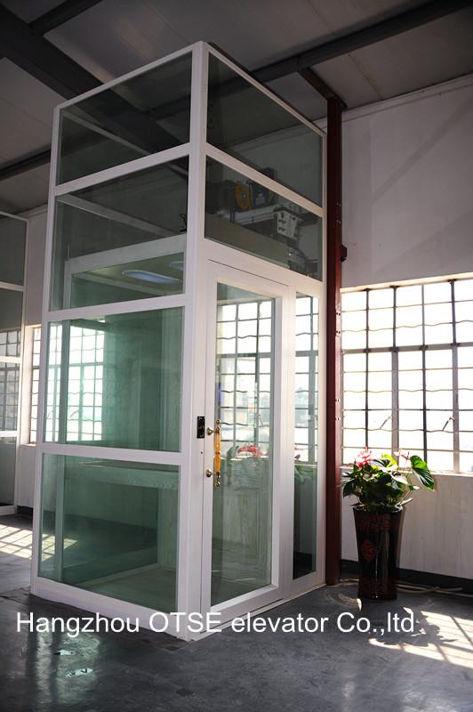 Extractor utilizado hogar elevadores extractor elevador for Small home elevator