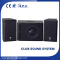 speaker subwoofer,small size big power super bass