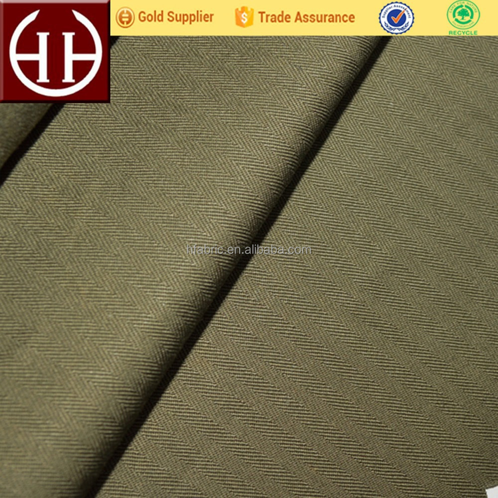Cotton material wholesale 100% Cotton Dyed Herringbone Twill Fabric Ladies Dresses Pakistani Boutique 168*100,237GSM