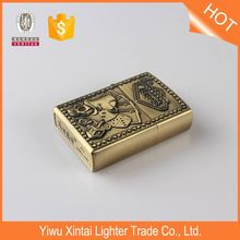 Newest sale superior quality directly sale blank cigarette lighter