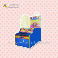 2013 new 4d coin operated simulator simulator shooting coin pusher portable arcade basketball game machine