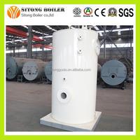 Easy Installation 100kg Oil Gas Fired Boiler, 100kg Steam Boiler Price
