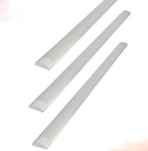 Suspended linear led light purification lamp high power hanging led batten light 1200mm 4ft 36w led tube light