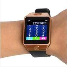2015 Dual Core touch screen watch mobile phone with Android 4.2 Watches with GSM GPS