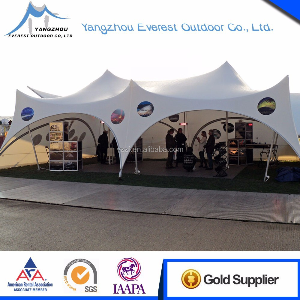 Best selling big white stretch tent for wedding