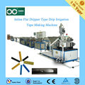 pe Inline flat dripper irrigation drip tape extrusion line