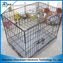 Silverdream Biggest Seeling Dog Cage/ 5KG Iron Folding Dog Cage /Large Dog House