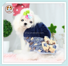 Hot selling Warming dog Coat for Pet Dog Clothing / xxx small dog clothes / Winter