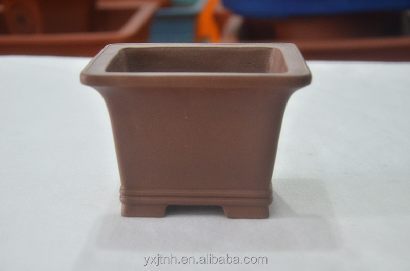 Chinese ceramic garden bonsai flower pot for planter