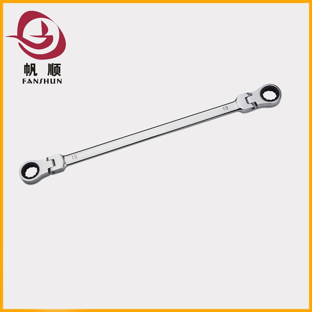 Flexible Ratchet Wrench spanner square allen wrench extra long hex key wrench
