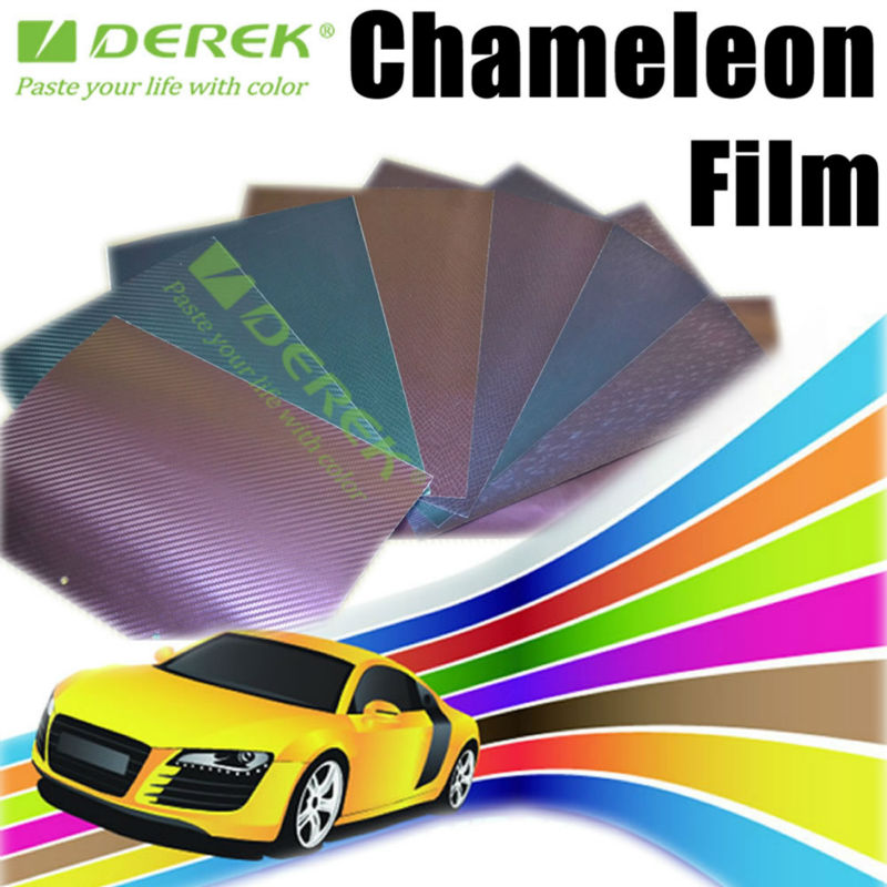 Chameleon automatic car covers with air free bubbles 1.52x30m