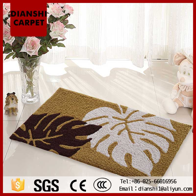 Polyester Customized Small Bedroom Carpet For Wholesale