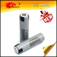 Authentic Ncr 18650bd 3200mah Battery Ncr 18650bd flat top 3.7v Rechargeable Li-ion Battery for