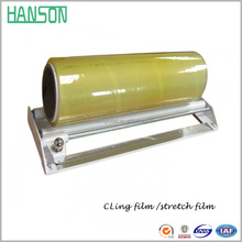 clear Soft PVC plastic mattress film for surface protective pvc cling film