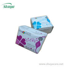 Girl Cotton Disposable Panties with Pad Anion