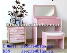 E1 E2 Dressing tables with mirror for bed room