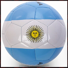 Official Size 5 Argentina Flag Soccer Ball