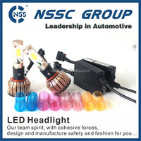 24w 2400lm led car headlight factory price led car interior light bulb