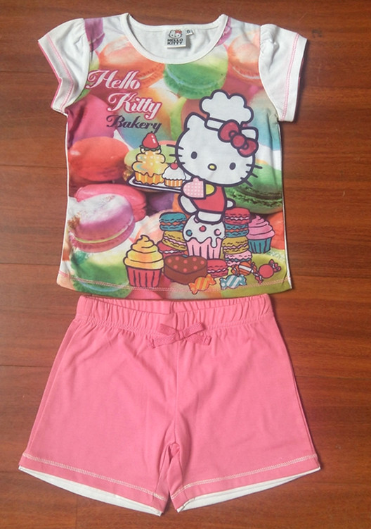 jiangxi wholesale custom loverly children clothing 2016 china supplier